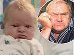 Charlotte Dawson's baby son Noah bears an UNCANNY resemblance to her late father Les