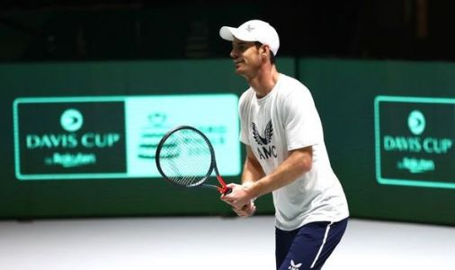 Andy Murray set to open Davis Cup for Great Britain against the Netherlands