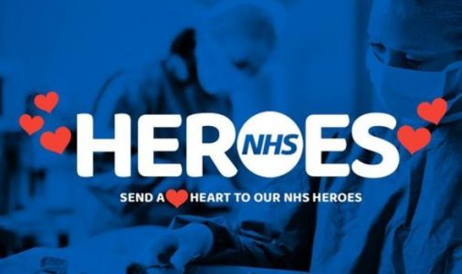 Back Britain's brave NHS Heroes - add your support now