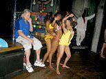 GUY ADAMS on new photos of Prince Andrew's friend cavorting with bikini-clad women