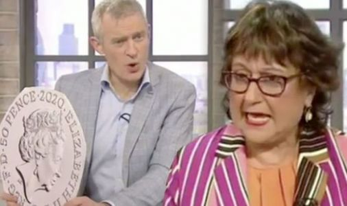 'Do not humiliate the losers' Remainer slams Brexit coin in heated clash on Jeremy Vine