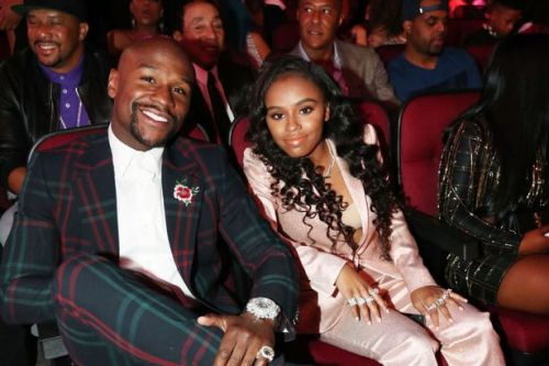 Floyd Mayweather's daughter 'in stabbing incident at NBA YoungBoy's home'