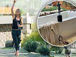 Inside Jennifer Aniston's $21 million Bel Air oasis: A look at the star's 8.5K sq.ft. home