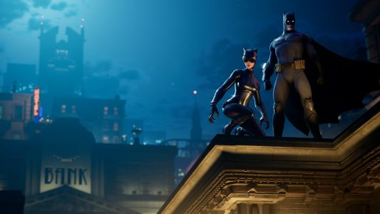 Fortnite is celebrating Batman Day with a caped crossover event