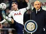 Eriksen, Giroud and Young on Inter shopping list as director Piero Ausilio flies to London