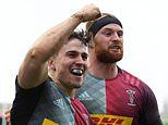 MIKE BROWN: New rules, showers in the car park and rising stars. rugby is back and I can't wait!