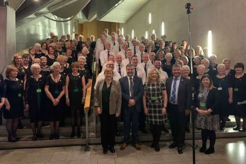 Scottish farmers' choir to put on special concert for Maggie's Lanarkshire