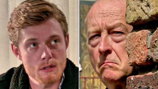 Coronation Street spoilers: Geoff Metcalfe destroys Daniel Osbourne as he gets him arrested for theft