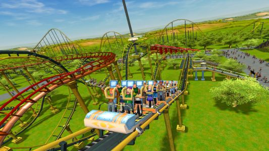 RollerCoaster Tycoon 3: Complete Edition is out today, and it's free this week on Epic