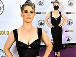 Kelly Osbourne showcases her 85 pound weight loss as she celebrates her 36th birthday