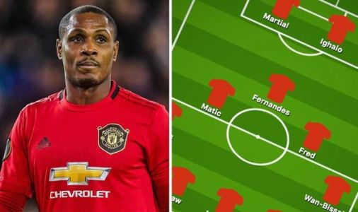 Man Utd team news: Predicted 3-5-2 line up vs Watford - Odion Ighalo among six changes
