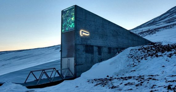Prince Charles gives his seed to doomsday vault for future generations
