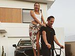 Alex 'Chumpy' Pullin was living 'perfect life' on Gold Coast with partner Ellidy Vlug