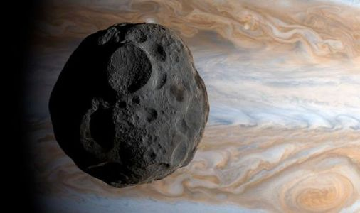 Asteroid shock: Asteroid which NASA plans to visit has 'small moon' in its orbit