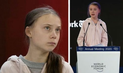 Greta Thunberg speech in full: Read the activist's powerful Davos speech on climate here