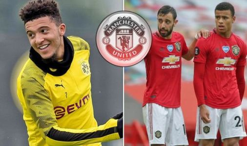 What Man Utd target Jadon Sancho thinks about Bruno Fernandes and Mason Greenwood