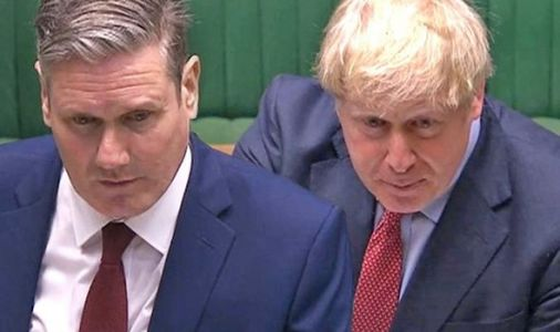PMQs LIVE: Keir Starmer prepares Commons assault as Boris fights Tory uprising