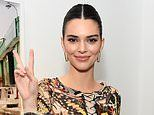 Kendall Jenner she leads the stars attending a VIP exhibition preview party in London