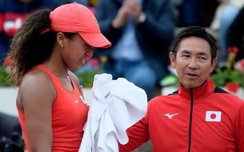 Naomi Osaka left in tears after Fed Cup loss as Heather Watson suffers defeat in Bratislava