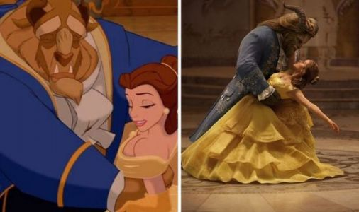 Beauty and the Beast - animated vs live action cast: Who plays who?