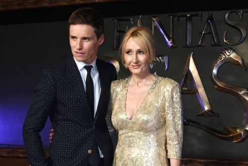 Eddie Redmayne Says 'Vitriol' Faced By JK Rowling Is 'Equally Disgusting' As Abuse Faced By Trans People