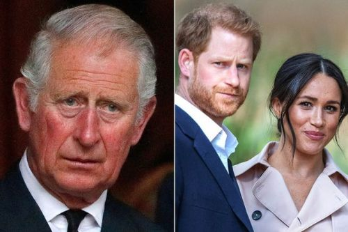 Prince Charles 'hurt' after 'topping up' Meghan and Harry's income for wedding and lifestyle
