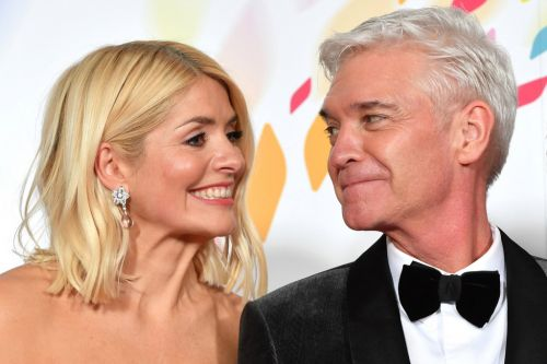Phillip Schofield and Holly Willoughby reunite with fun Zoom murder mystery game