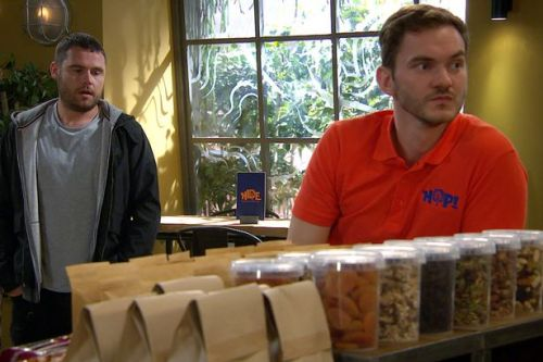 Emmerdale actor says knowing Danny Miller before soap role helped with scenes