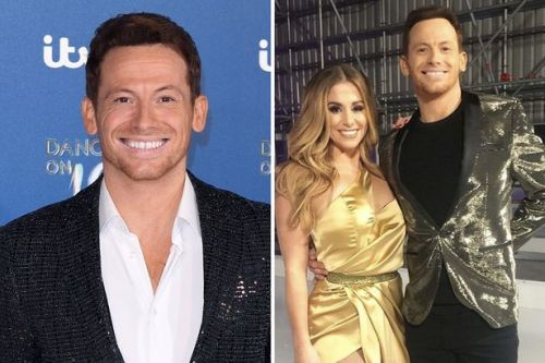 Joe Swash breaks his silence on pictures of him holding hands with Alex Murphy