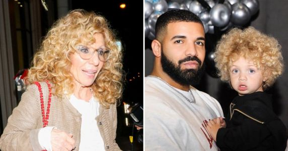 50 Cent jokes about Drake's mum Sandra's 'strong genes' in his son Adonis