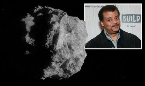 Asteroid could 'buzz cut' Earth at 25,000mph before US Election, Neil DeGrasse Tyson warns
