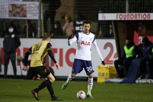 Wycombe vs Tottenham Hotspur kick-off time, TV and live stream details