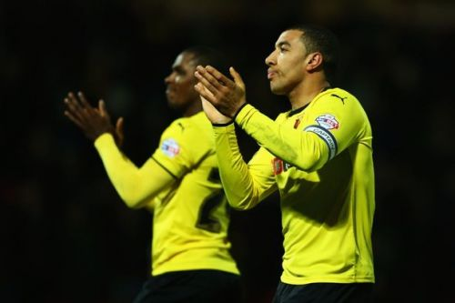 Troy Deeney 'lost his head' with Man Utd star Odion Ighalo in heated bust-up