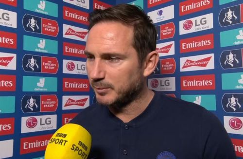 Lampard unsure what type of training Chelsea need