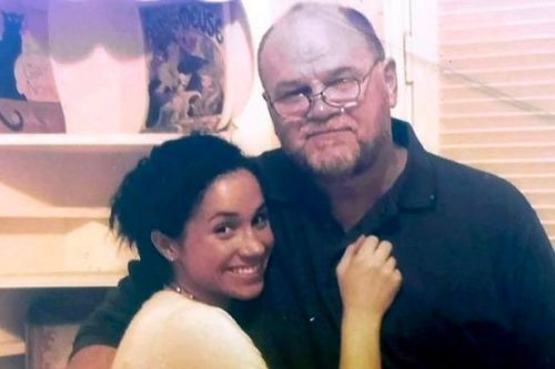 Thomas Markle 'to make documentary about his life and raising daughter Meghan'