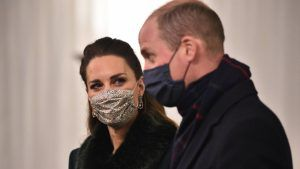 The Palace responds to claims that William and Kate 'ignored requests' to postpone their UK train tour