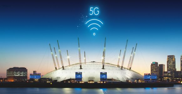 O2 5G expands to 100 UK towns and cities