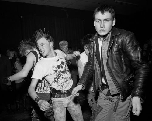 Photographs From The Station, Newcastle's Notorious Anarcho-Punk Venue