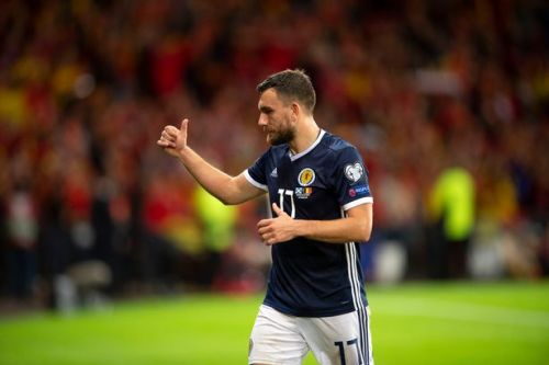 Robert Snodgrass announces Scotland retirement in emotional statement bidding goodbye to 'childhood dream'