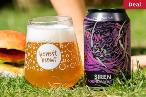 £10 off when you spend £29 at the HonestBrew shop