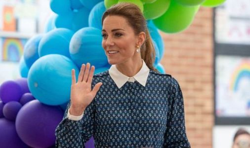 Kate Middleton and Prince William mark NHS anniversary in very special way