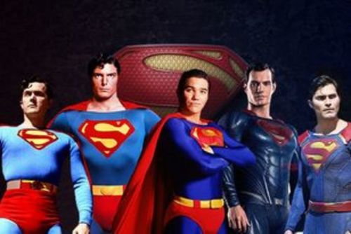 What order should you watch all the Superman movies and TV shows?