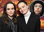 Transgender star Elliot Page 'files for divorce from wife Emma Portner'