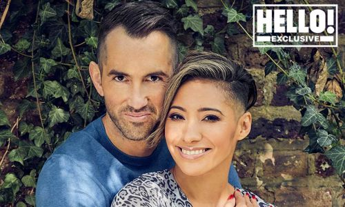 Strictly's Karen Hauer and boyfriend David Webb talk exciting baby plans for the future