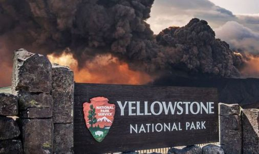 Yellowstone supereruption could cover North America in ash and drastically alter climate