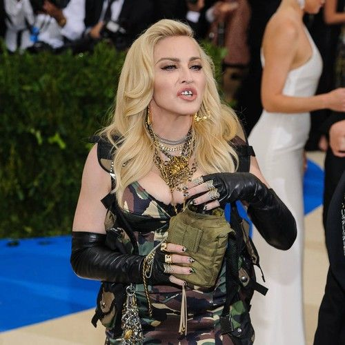 Madonna pays tribute to late co-star Mark Blum