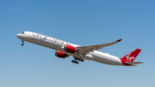 Virgin Atlantic secures £1.2 billion rescue package