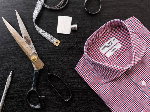 This online menswear startup lets you design custom-fit dress shirts for as little as $79 - here's what I thought after trying the service