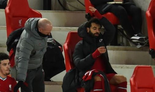 Mohamed Salah's agent posts cryptic tweet after Jurgen Klopp subs Liverpool star