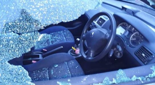 Terrified Derry mother baffled by attack on her home and car